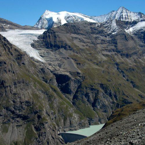 Le glacier du Giétroz aujourd'hui