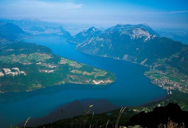Le lac des Quatre Cantons