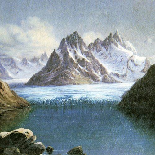 Peinture de BÅhlmann, 1835