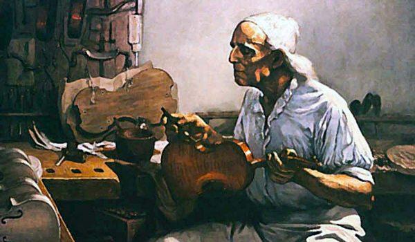 Le célèbre luthier Antonio Stradivarius
