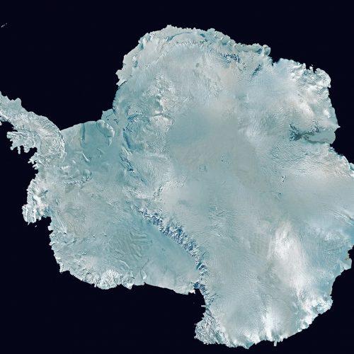 L'Antarctique © NASA