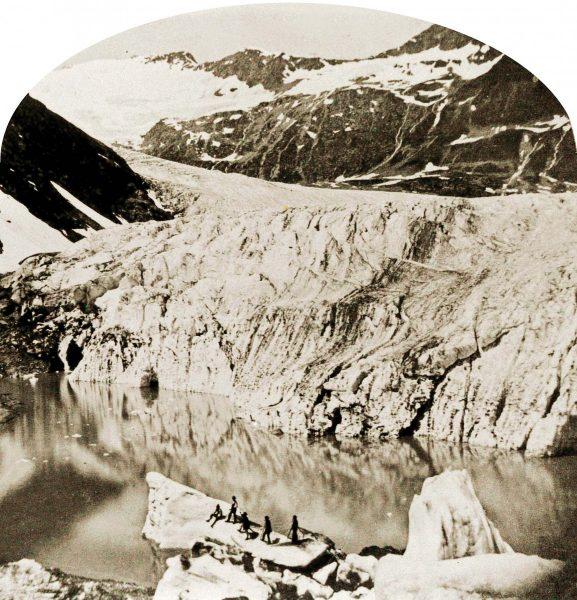 Le Gurgler Eissee.