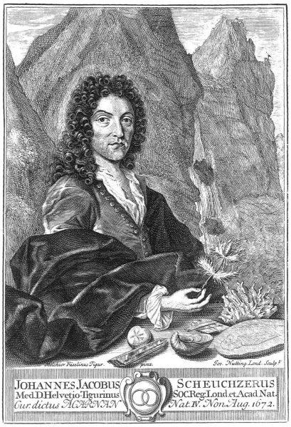 Johann Jakob Scheuchzer