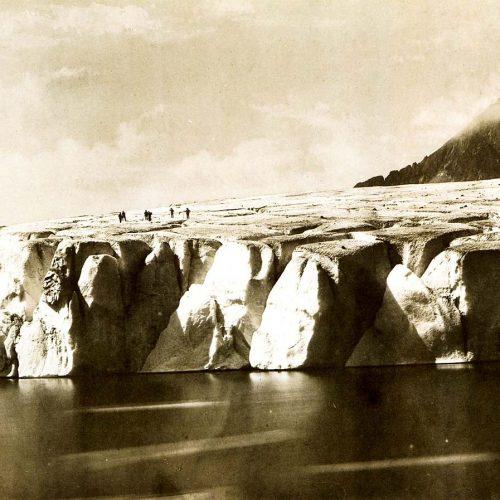 Lac de Marjelen, 1855, photo Martens ©JHV