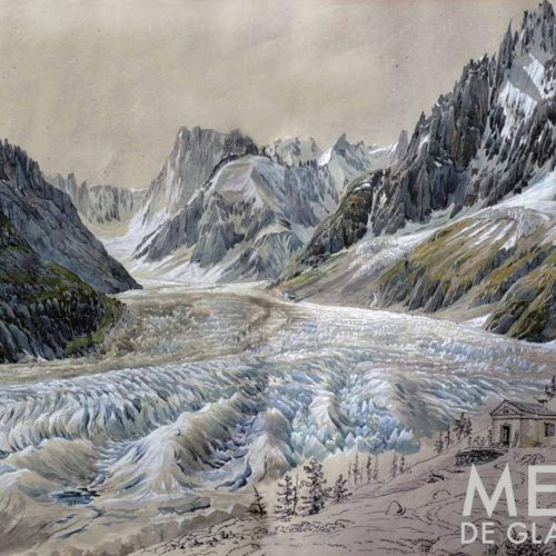 MER DE GLACE, ART ET SCIENCEMER DE GLACE, ART ET SCIENCE